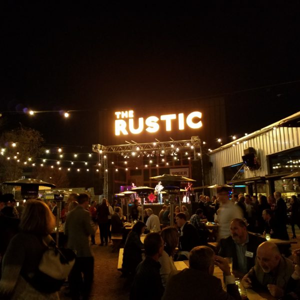 The Rustic & The Canopy