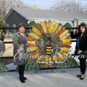 Unitamente Mosaic By Rockwall County Artist Barbara Dybala